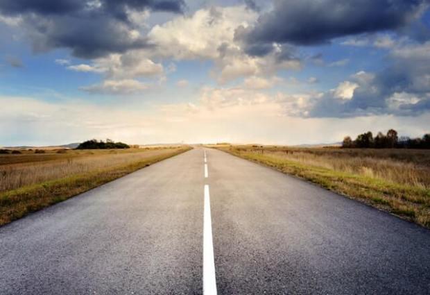 road-asphalt-space-sky-56832